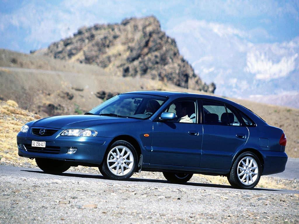 Mazda 626 V (GF) 1997 - 2002