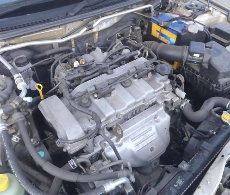Двигатель Мазда 626