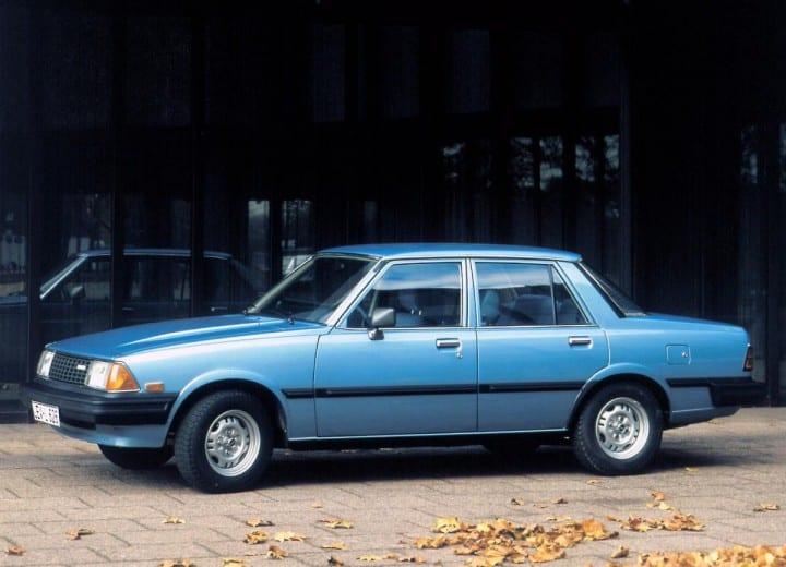 Мазда 626 I (CB) 1979 – 1982
