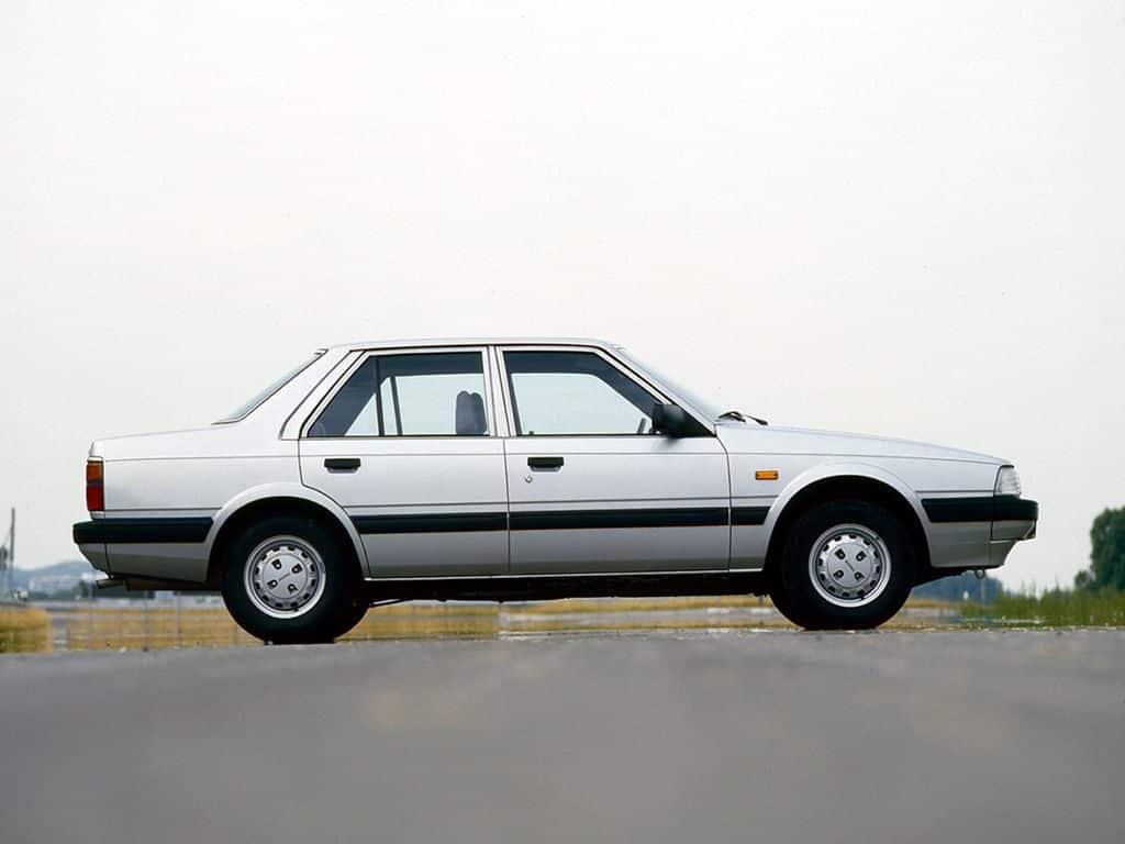 Мазда 626 II (GC) 1982 – 1987