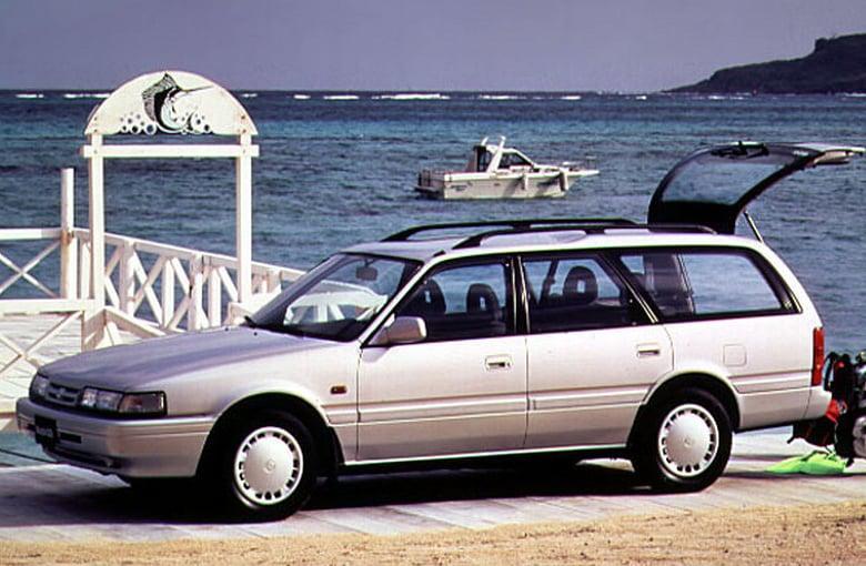 Мазда 626 III (GD) 1987 – 1996