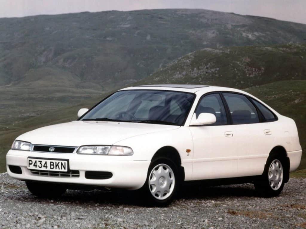 Мазда 626 IV (GE) 1996 – 1998