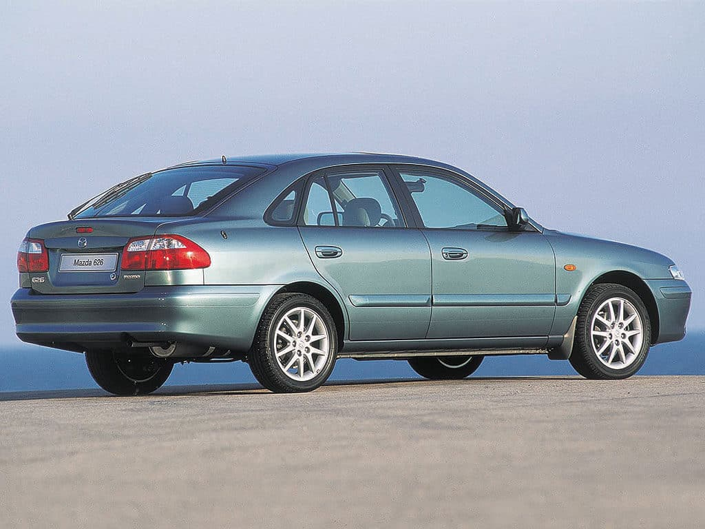 Мазда 626 V (GF) 1997 – 2002