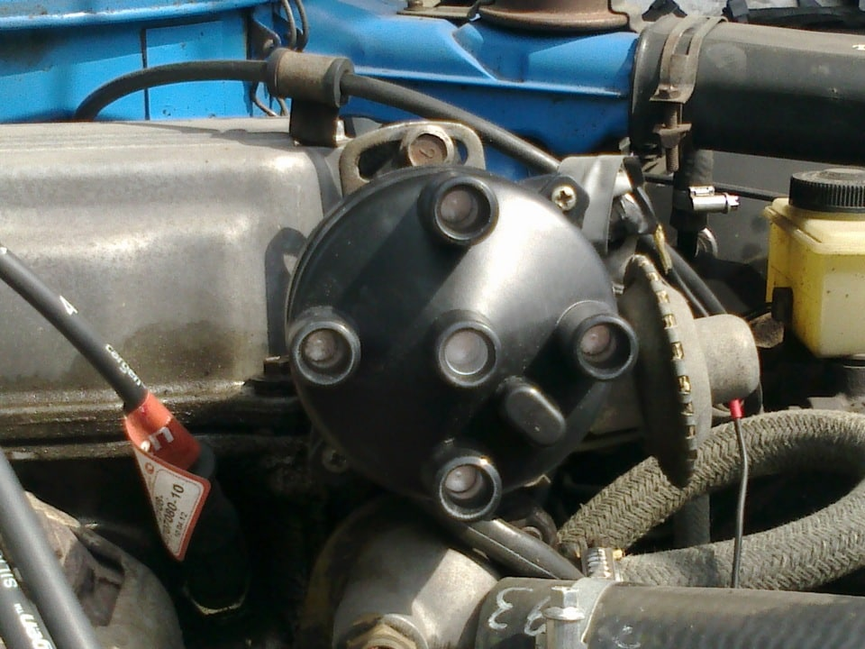 Система зажигания в Мазда 626 GE