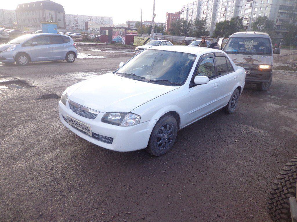 MazdaFamilia,