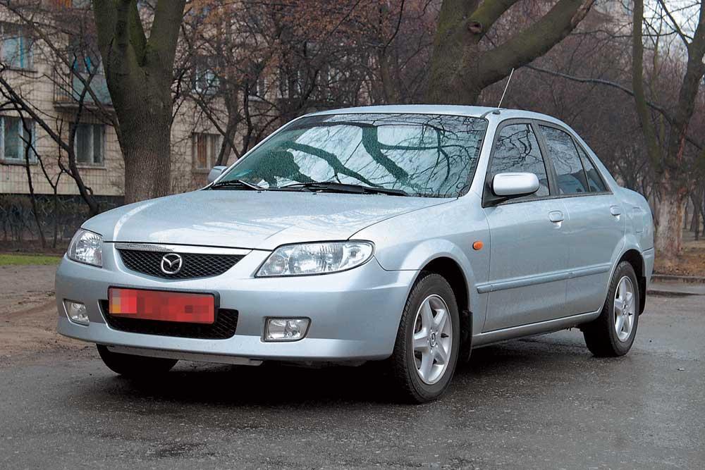 Mazda 323 VI (BJ) 1998 - 2000