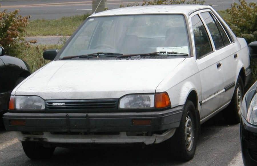 Mazda 323 I (FA) 1977 - 1986