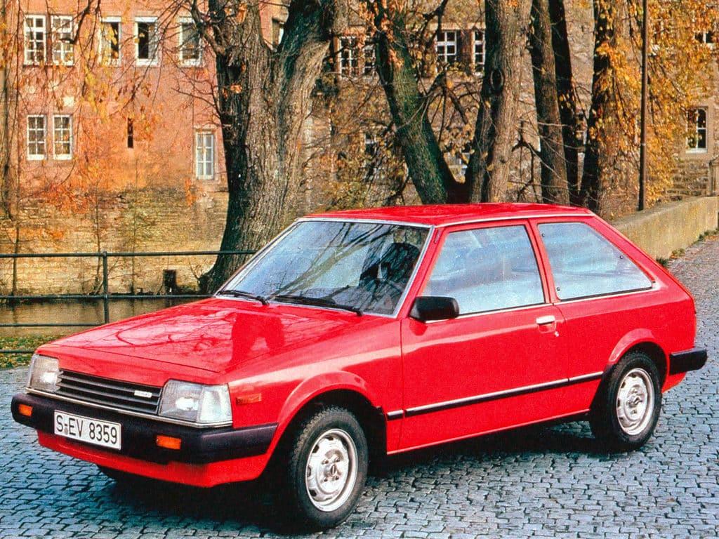 Mazda 323 II (BD) 1980 - 1986