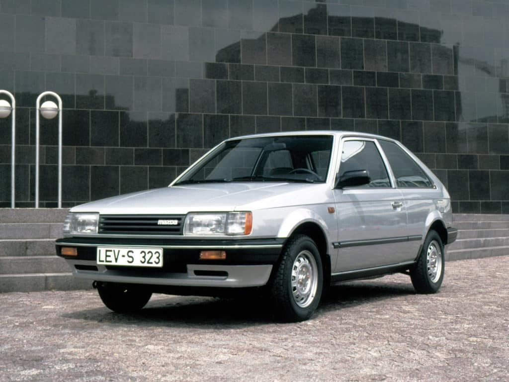 Mazda 323 III (BF) 1985 - 1993