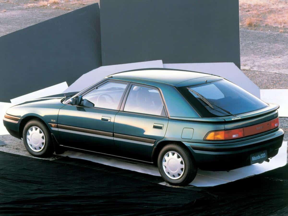 Mazda 323 IV (BG) 1989 - 1995
