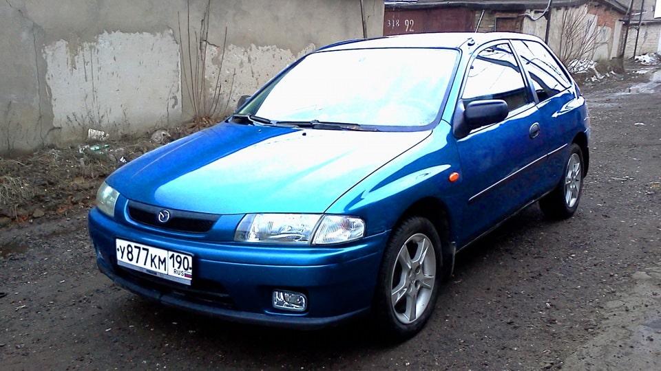 Mazda 323 V (BA) 1994 - 2000