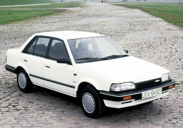 Мазда 323 2-го поколения (1980 - 1986)