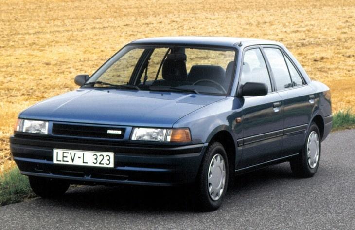 Мазда 323 4-го поколения (1989 - 1995)