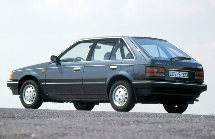 Мазда 323 3-го поколения (1985 - 1993)