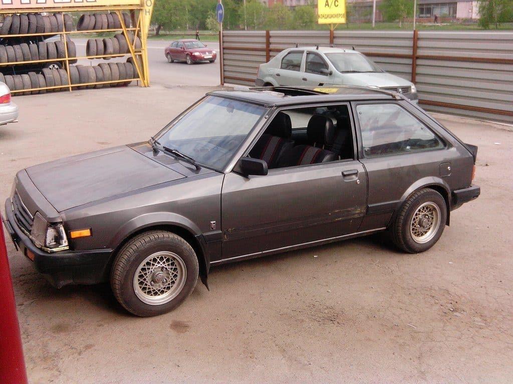 Ремонт Mazda 323