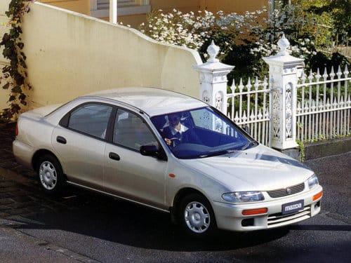 ремонт Mazda Familia