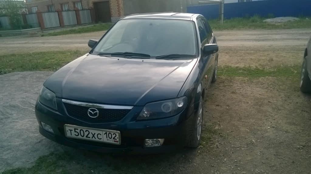 ТО Mazda Familia