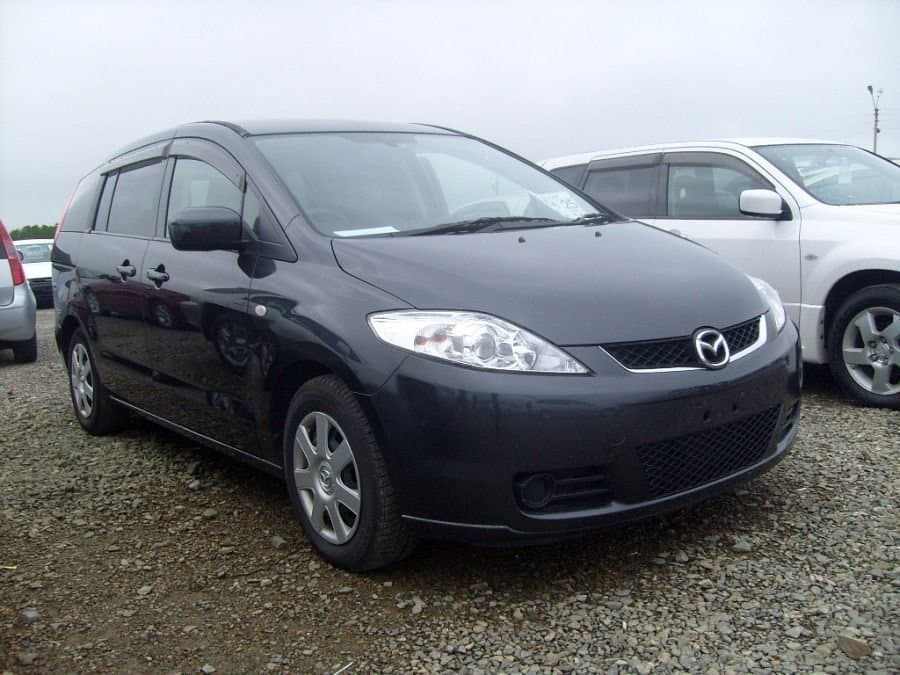 Mazda Premacy II (CR) (2005-2007)