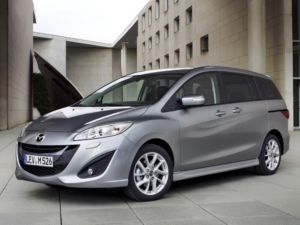 Mazda Premacy III (CW) (2010 - 2019)