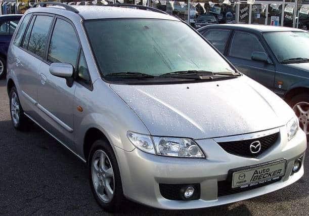 Mazda Premacy тюнинг