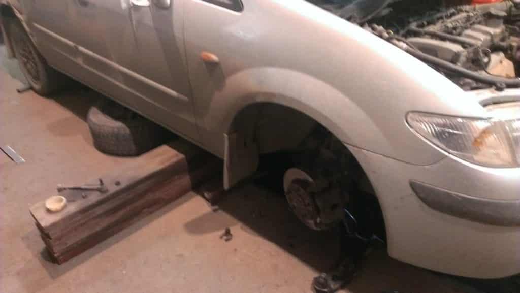 Ремонт MazdaPremacy