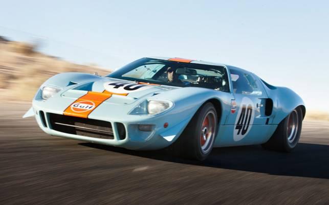 Лёгкий гоночный автомобиль