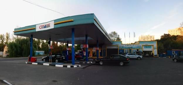 АЗС Славнефть