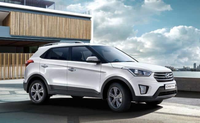 Бюджетный кроссовер Hyundai Creta