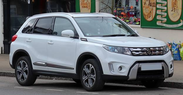Внедорожник Suzuki Vitara