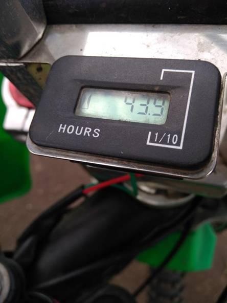 Разница между моточасами и километрами