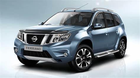 Бюджетный кроссовер Nissan Terrano