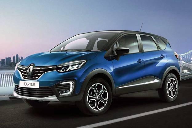 Внедорожник Renault Kaptur