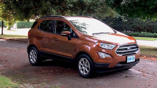 Внедорожник Ford Ecosport