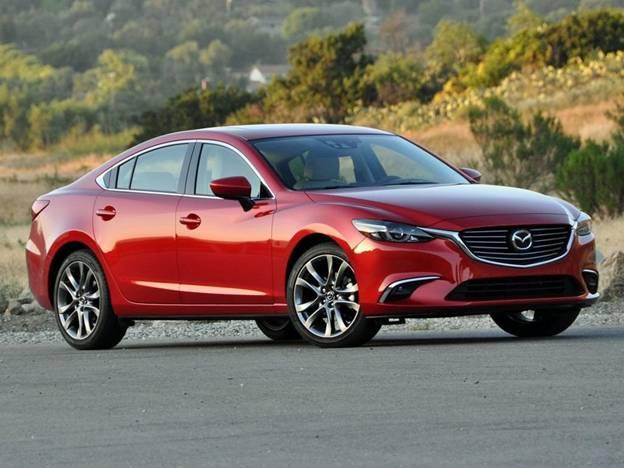 Модель Mazda