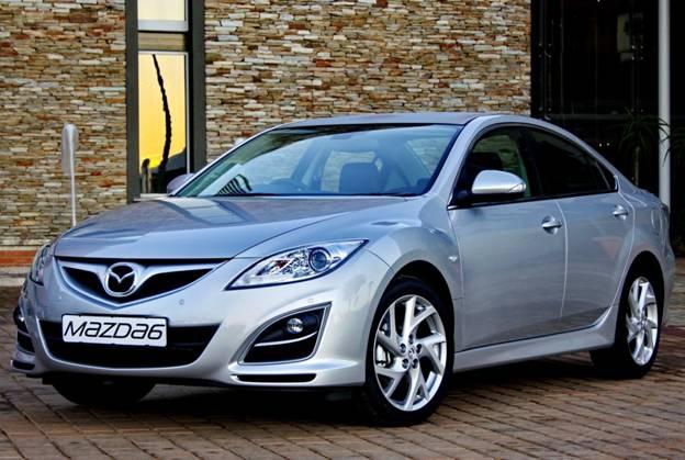 Модель Mazda 6