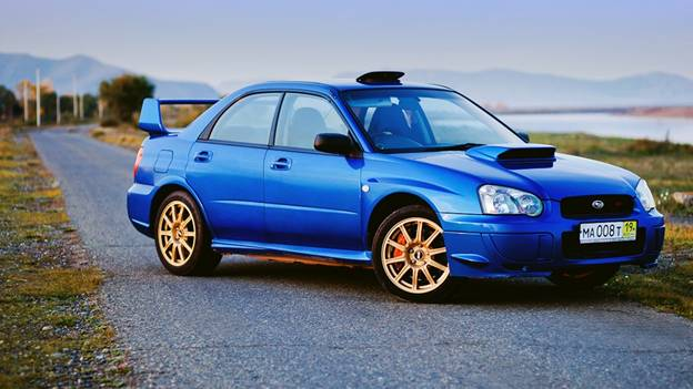 Бренд авто Subaru
