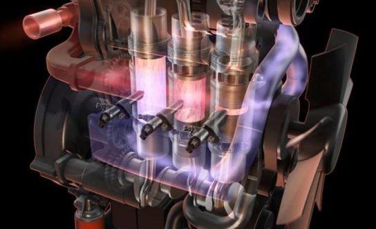 Встречный двигатель