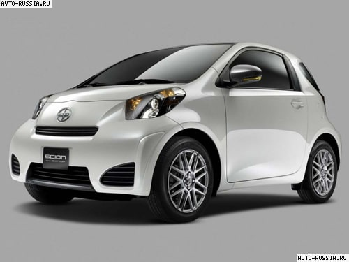 Модель Scion iQ